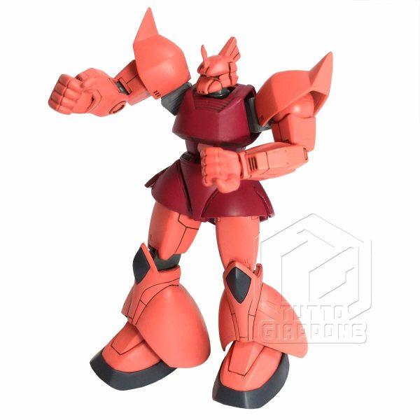 Bandai Gundam MS14S Char s Gelgoog anime version posa tuttogiappone