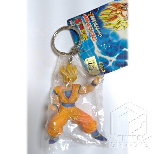 Dragonball Goku Super Sayan portachiavi banpresto gashapon 2006 2 tuttogiappone