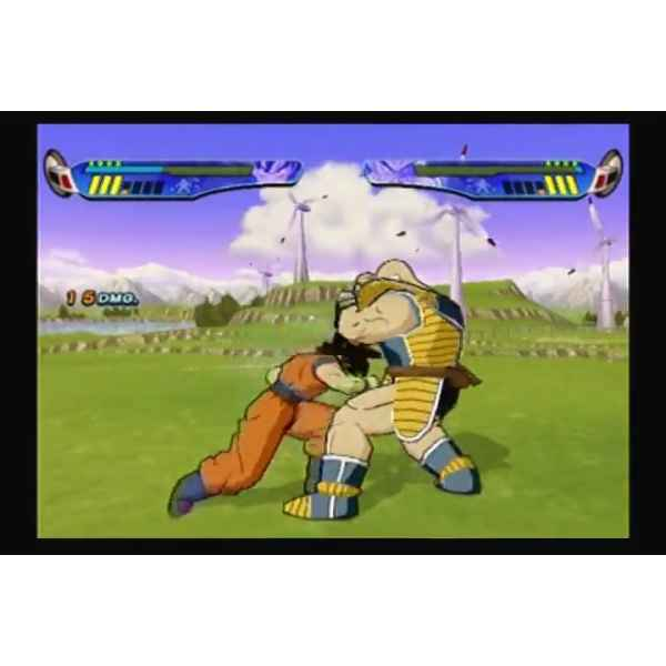 Dragon Ball Z 3 PS2 gameplay tuttogiappone 004