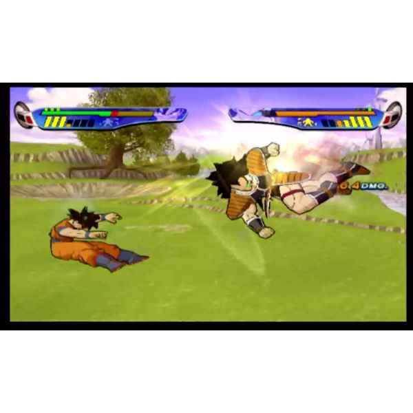Dragon Ball Z 3 PS2 gameplay tuttogiappone 009