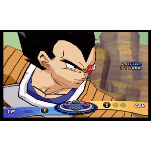 Dragon Ball Z 3 PS2 gameplay tuttogiappone 011
