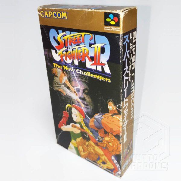 Street Fighter II Super 3d nes tuttogiappone