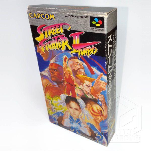 Street Fighter II Turbo 3d nes tuttogiappone