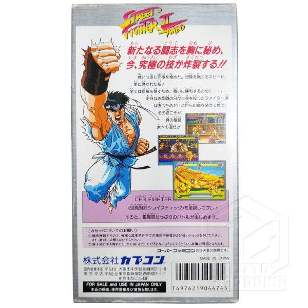Street Fighter II Turbo retro nes tuttogiappone