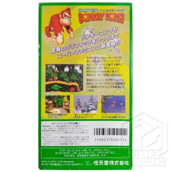 Super Donkey Kong retro nes tuttogiappone